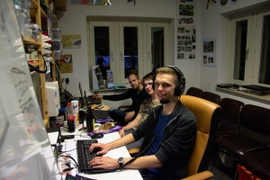 CQ World Wide DX Contest bei DL0PE und DB2B